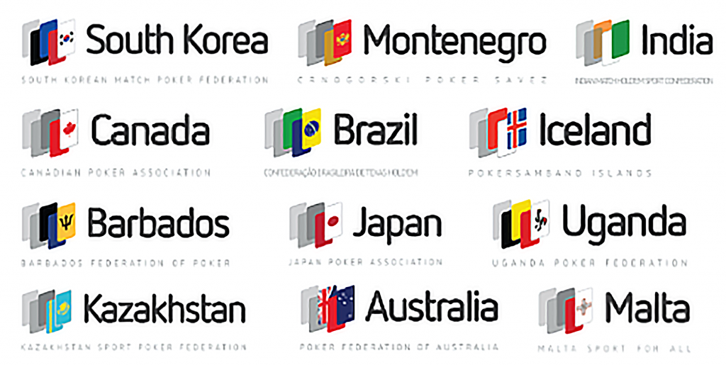 A List of IFMP Member Nations